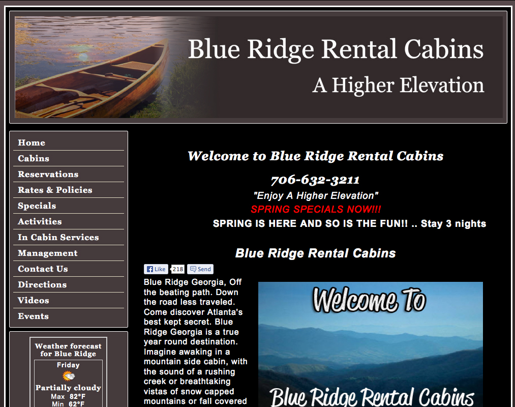 blueridgerentalcabins